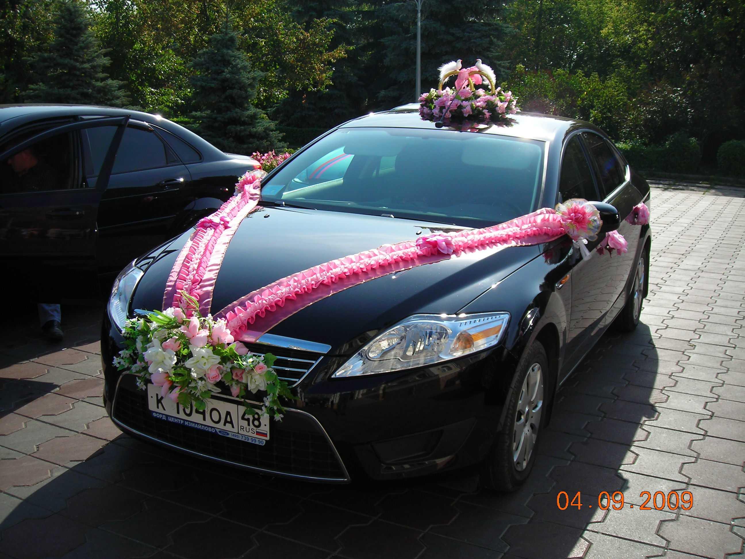 Самые красивые машины на свадьбу фото
